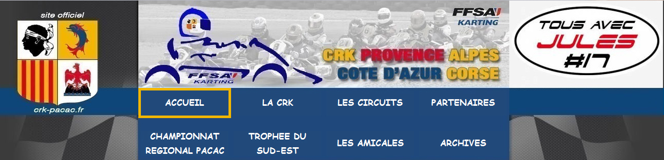 CALENDRIER 2015 CRK PACAC